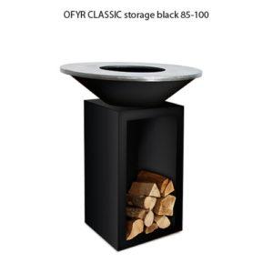 OFYR CLASSIC STORAGE BLACK 85-100