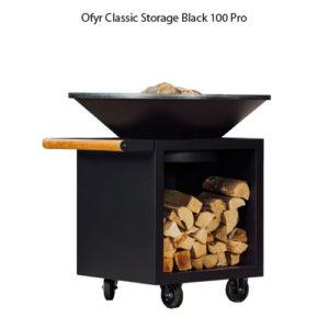 OFYR Classic Storage Black 100 Pro