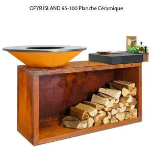 OFYR ISLAND 85-100 Planche Céramique