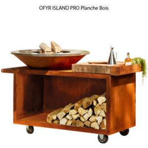 Ofyr Island Pro Planche Bois