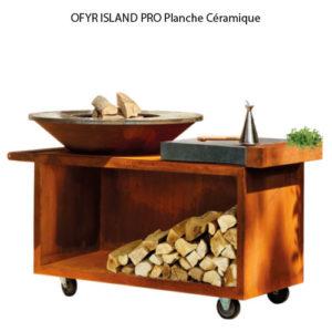 Ofyr Island Pro Planche Céramique