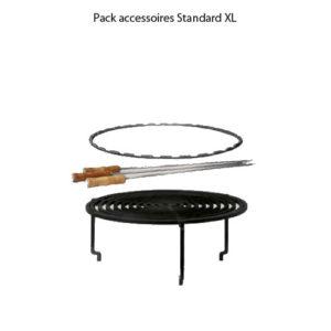 Pack accessoires standard XL