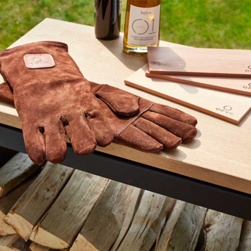 OFYR gants & planchette